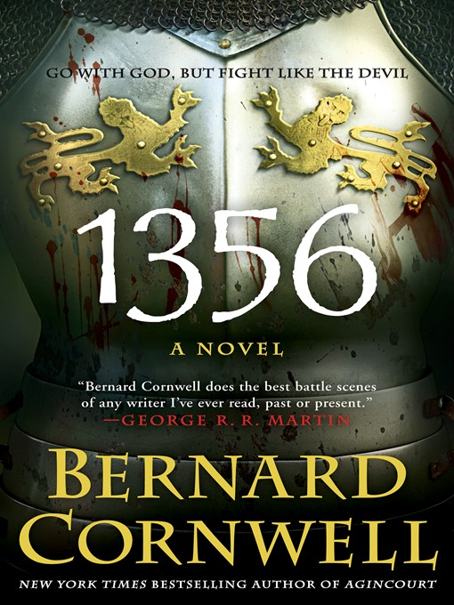 Title details for 1356 by Bernard Cornwell - Available