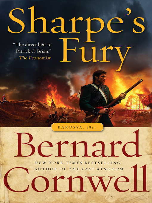 Title details for Sharpe's Fury by Bernard Cornwell - Available