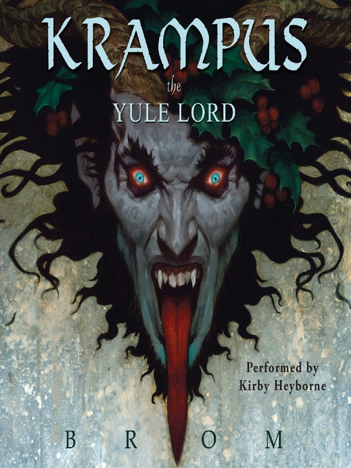Cover image for Krampus