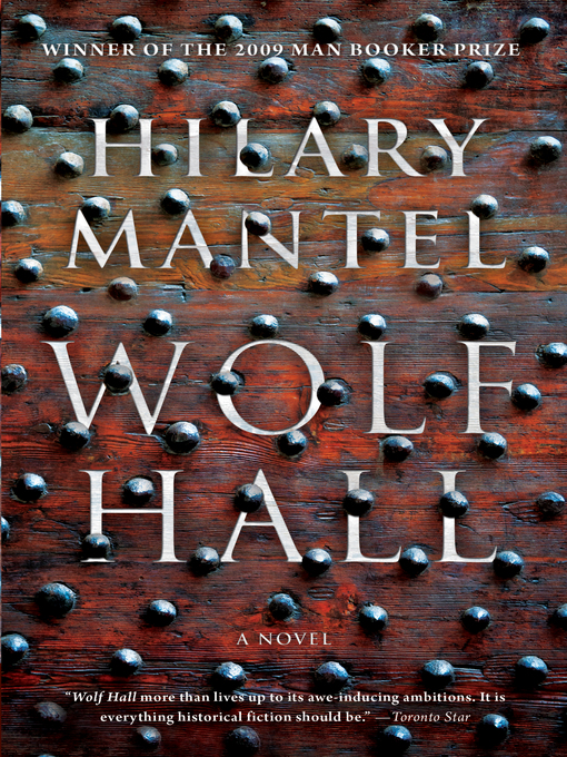 Wolf Hall  Ontario Library Service – Download Centre