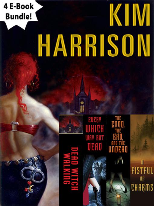 Title details for Kim Harrison Bundle #1 by Kim Harrison - Available
