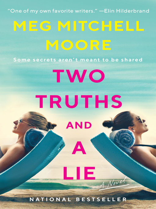 Two truths and a lie a novel