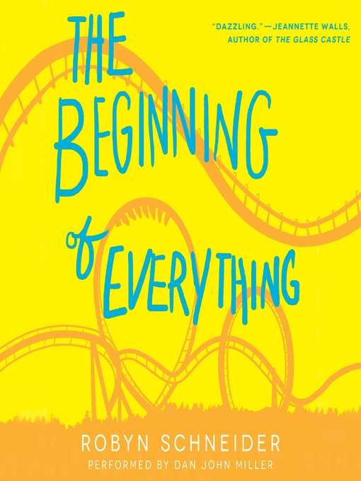 Cover of The Beginning of Everything