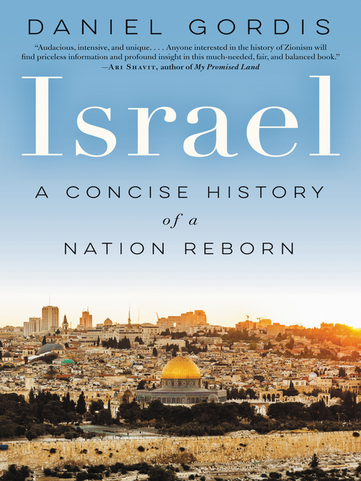 Cover of Israel