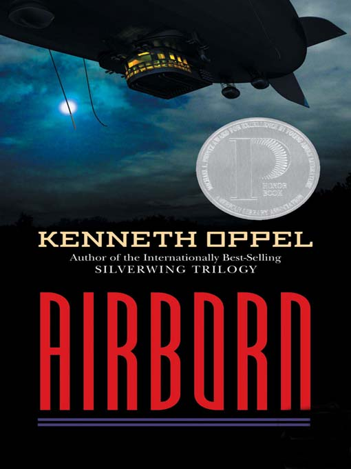 Title details for Airborn by Kenneth Oppel - Available