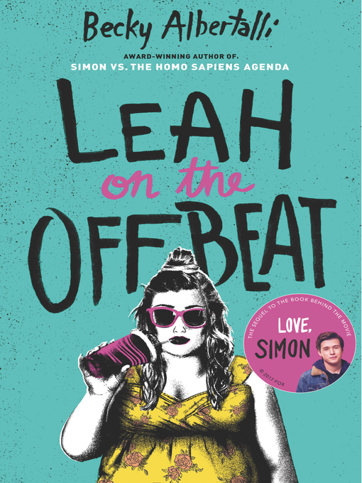 Cover image for book: Leah on the Offbeat