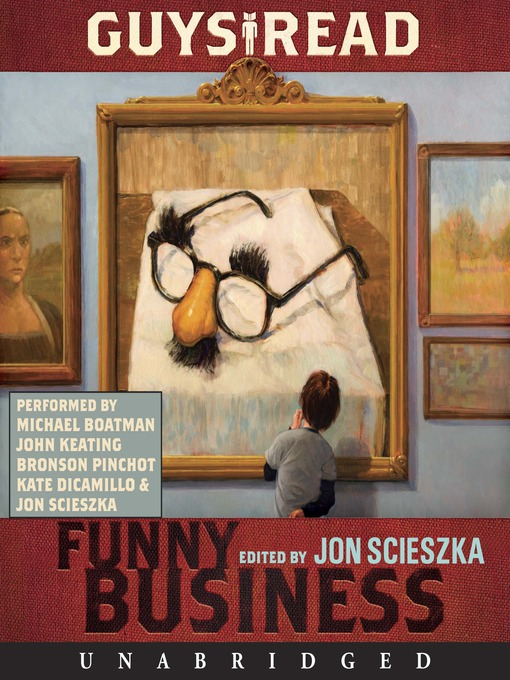 Title details for Funny Business by Jon Scieszka - Available