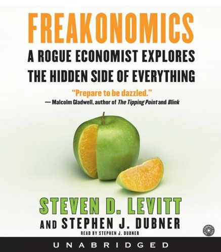 Title details for Freakonomics by Steven D. Levitt - Wait list