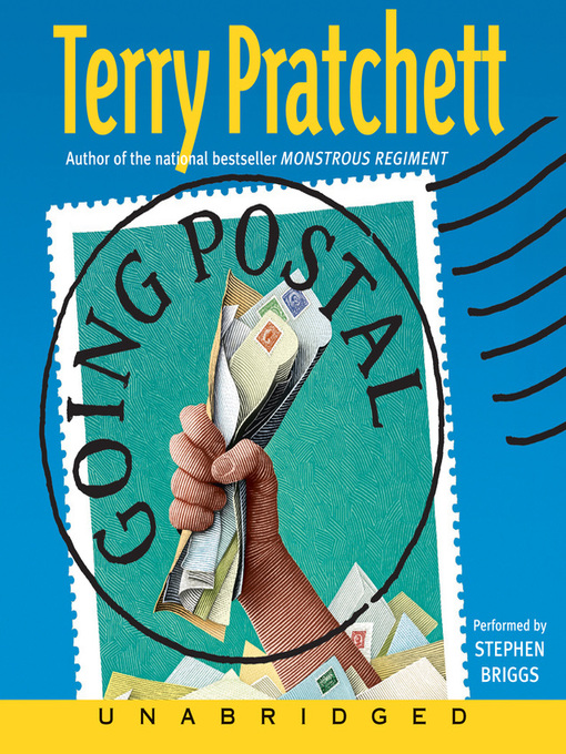 Title details for Going Postal by Terry Pratchett - Available