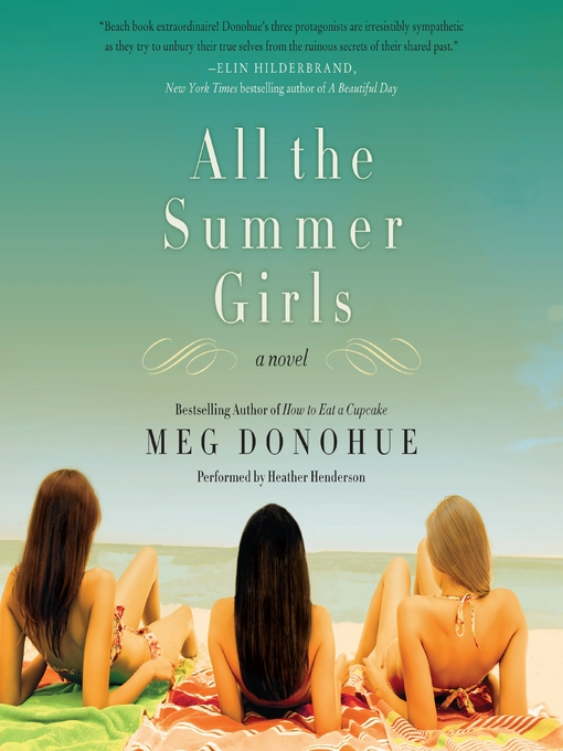 Title details for All the Summer Girls by Meg Donohue - Available