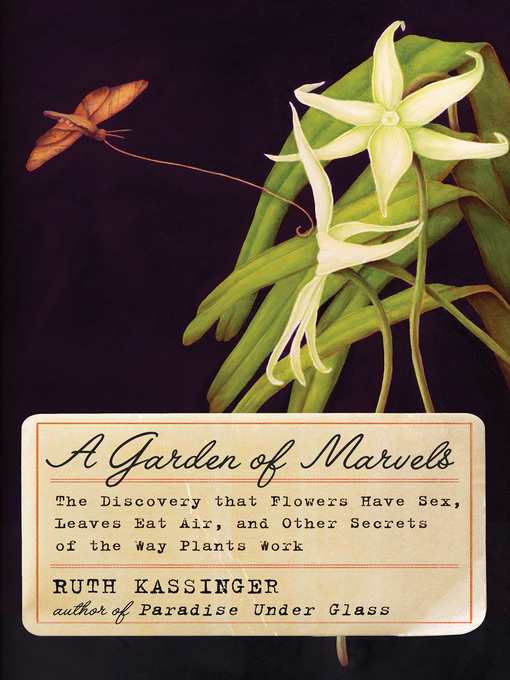 Title details for A Garden of Marvels by Ruth Kassinger - Available