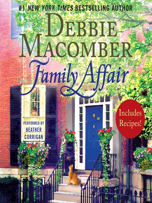 Title details for Family Affair by Debbie Macomber - Wait list