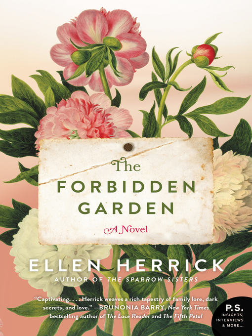 Title details for The Forbidden Garden by Ellen Herrick - Wait list