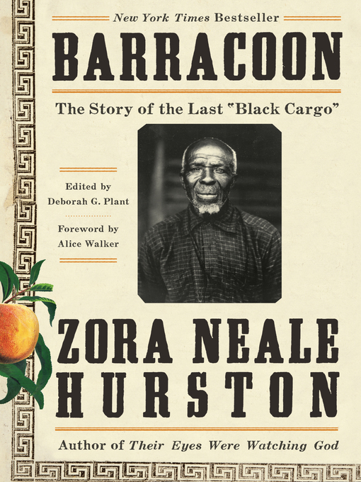 Title details for Barracoon by Zora Neale Hurston - Wait list