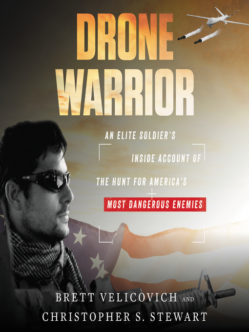 Cover of Drone Warrior