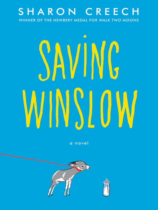 Cover of Saving Winslow