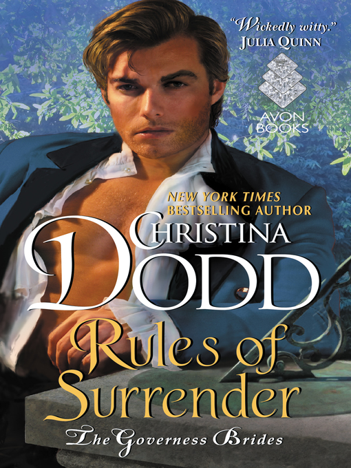 Title details for Rules of Surrender by Christina Dodd - Available