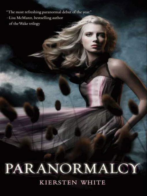 Title details for Paranormalcy by Kiersten White - Available