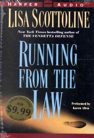 Title details for Running from the Law by Lisa Scottoline - Available