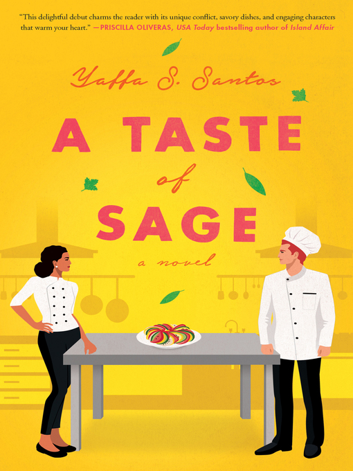 Title details for A Taste of Sage by Yaffa S. Santos - Wait list