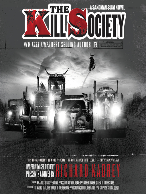 Title details for The Kill Society by Richard Kadrey - Available