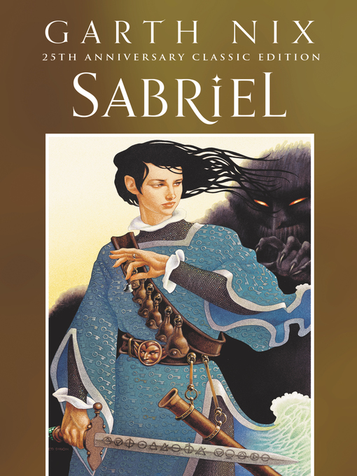 Title details for Sabriel by Garth Nix - Wait list