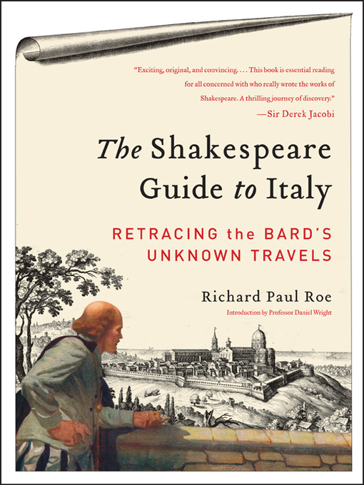 Title details for The Shakespeare Guide to Italy by Richard Paul Roe - Available
