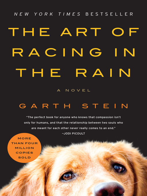 Title details for The Art of Racing in the Rain by Garth Stein - Wait list