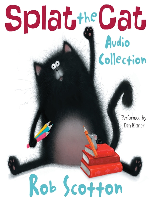 Splat the Cat Audio Collection