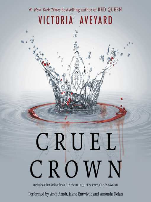 Title details for Cruel Crown by Victoria Aveyard - Available