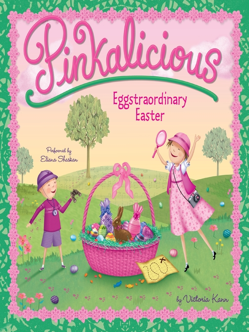 Title details for Eggstraordinary Easter by Victoria Kann - Available
