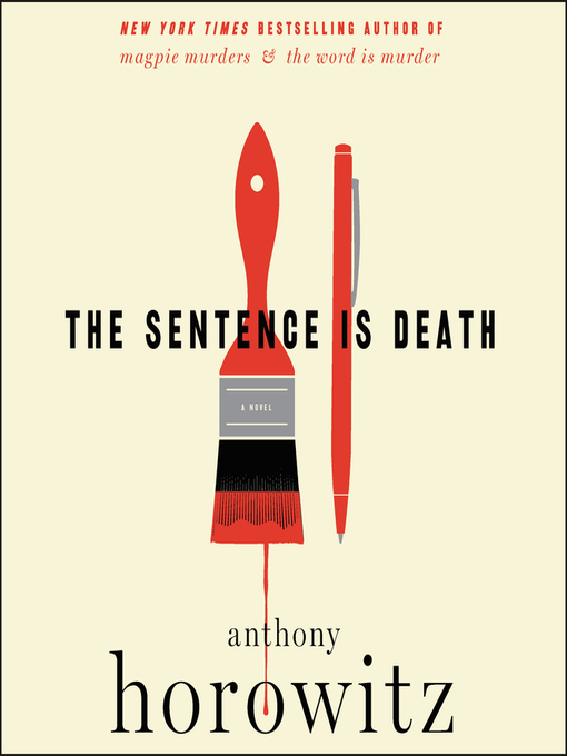 Title details for The Sentence is Death by Anthony Horowitz - Available