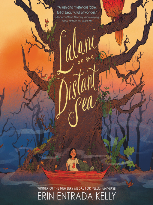Title details for Lalani of the Distant Sea by Erin Entrada Kelly - Available