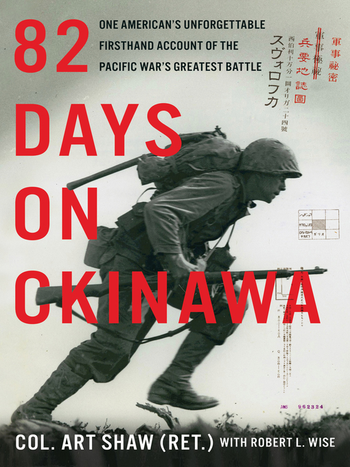 Title details for 82 Days on Okinawa by Art Shaw - Available
