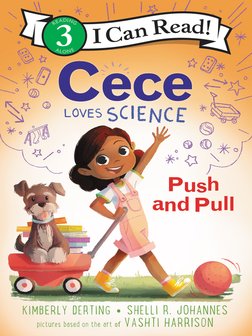 Title details for Cece Loves Science by Kimberly Derting - Available
