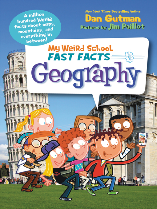 Title details for Geography by Dan Gutman - Available