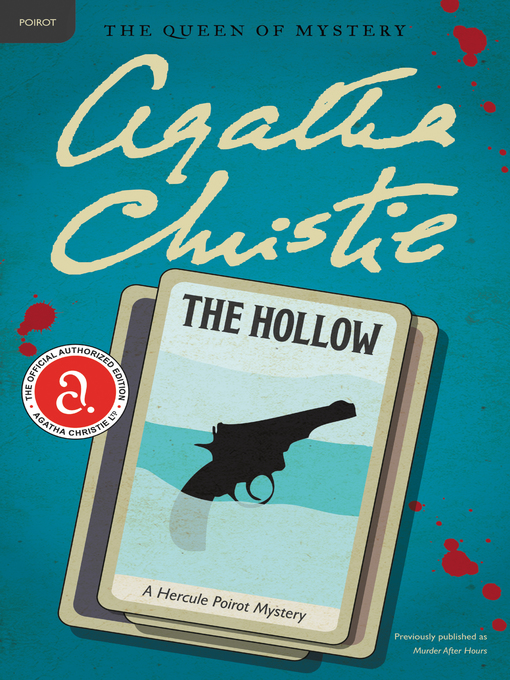 Title details for The Hollow by Agatha Christie - Wait list