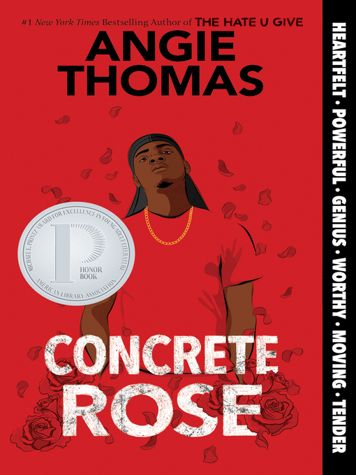 Title details for Concrete Rose by Angie Thomas - Available