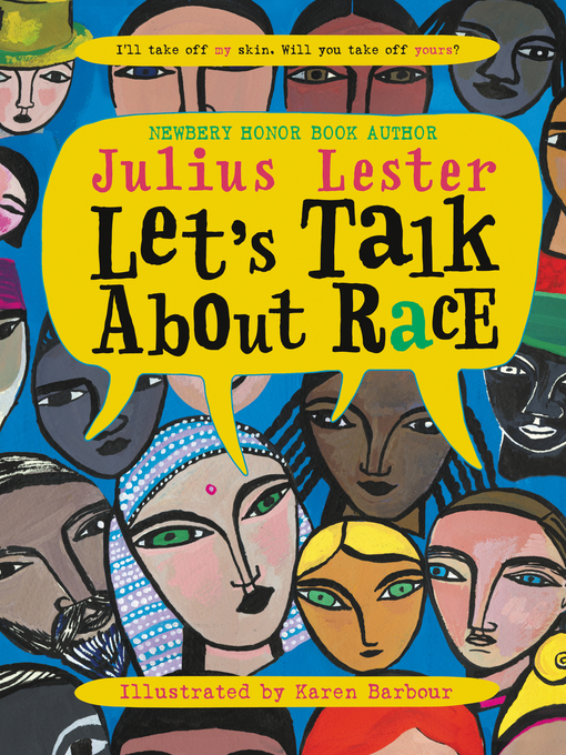 Title details for Let's Talk About Race by Julius Lester - Available