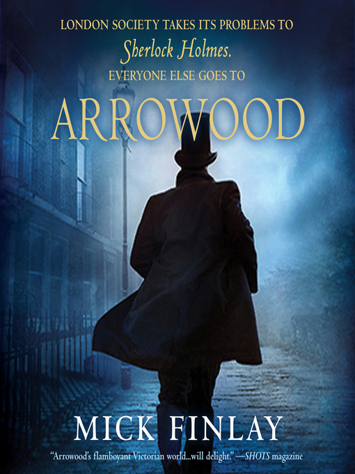 Title details for Arrowood by Mick Finlay - Wait list