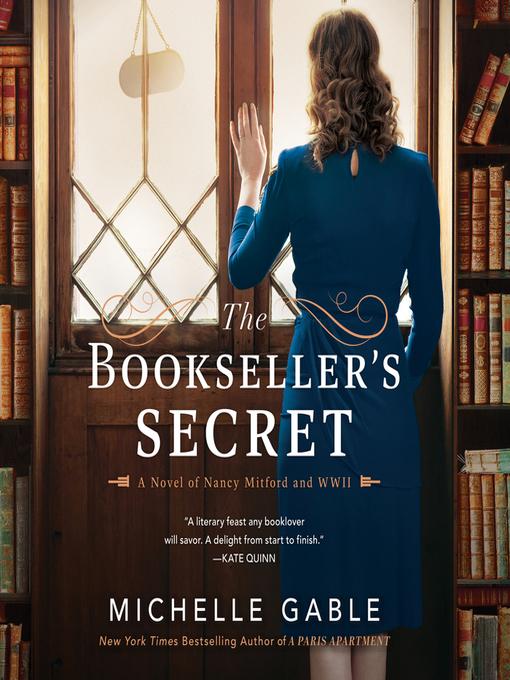 Title details for The Bookseller's Secret by Michelle Gable - Wait list