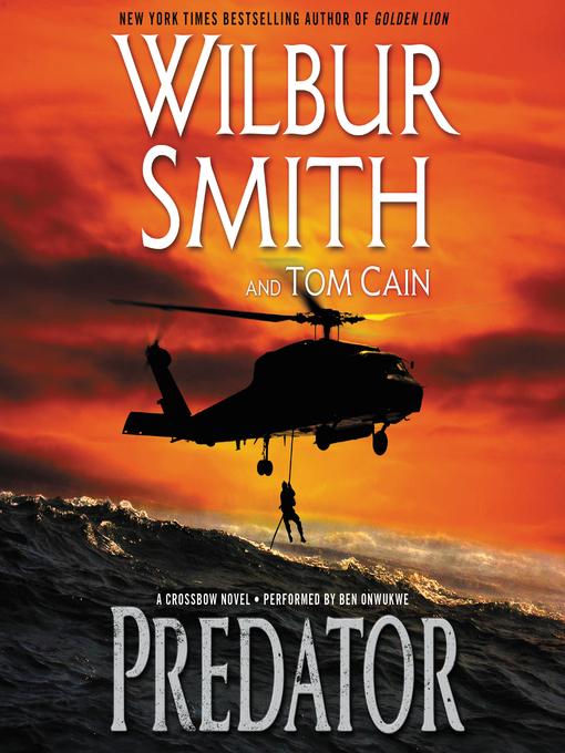 Title details for Predator by Wilbur Smith - Wait list