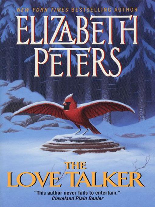 Title details for The Love Talker by Elizabeth Peters - Wait list