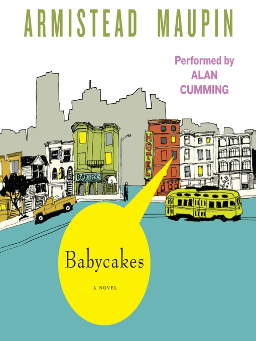 Title details for Babycakes by Armistead Maupin - Wait list