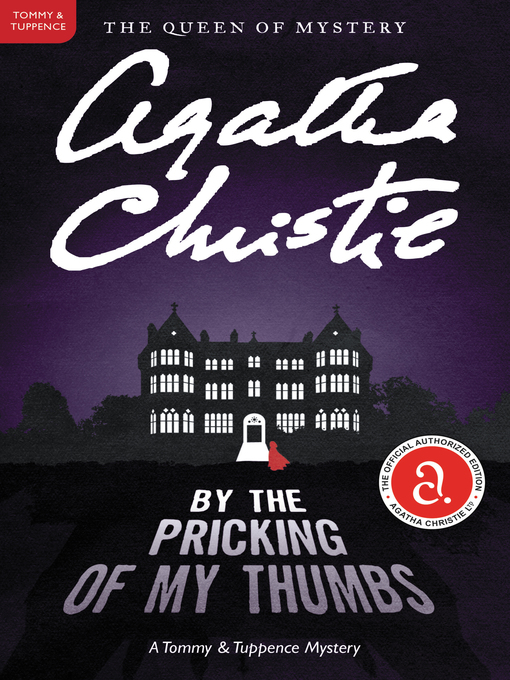 Title details for By the Pricking of My Thumbs by Agatha Christie - Wait list