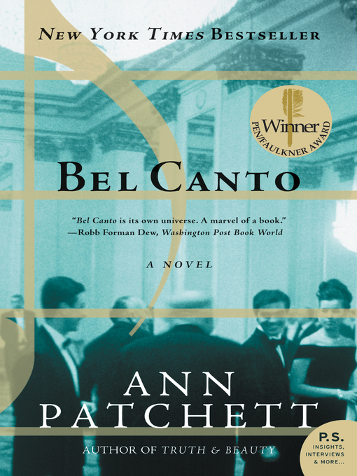Title details for Bel Canto by Ann Patchett - Wait list