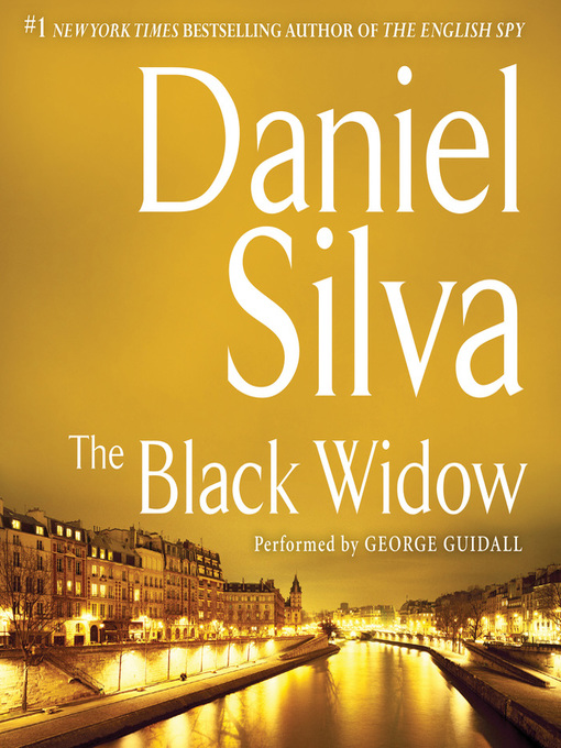 Title details for The Black Widow by Daniel Silva - Wait list