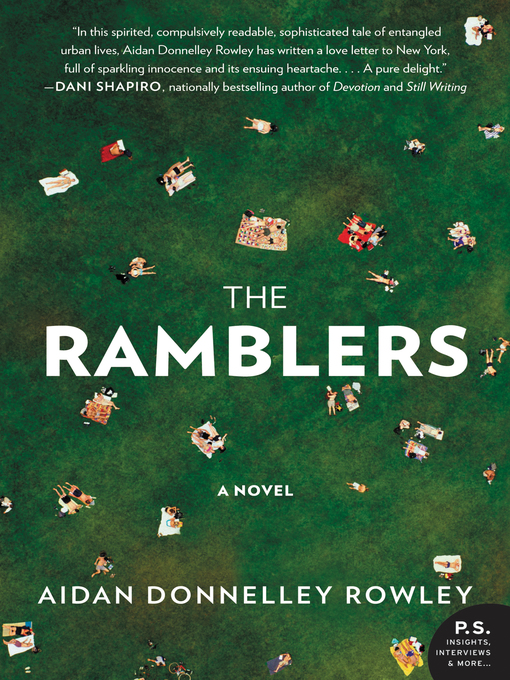 Title details for The Ramblers by Aidan Donnelley Rowley - Available