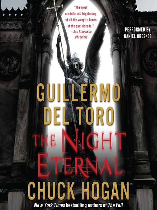 Title details for The Night Eternal by Guillermo Del Toro - Available