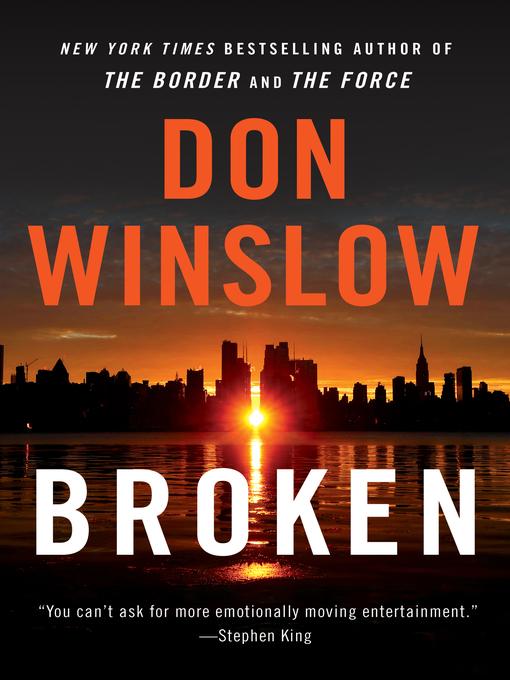 Title details for Broken by Don Winslow - Wait list